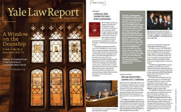 The Yale Law Report